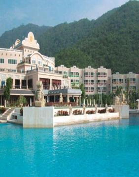 三亚仙人掌度假酒店